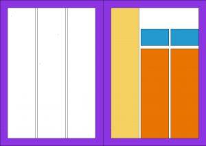 Grid system เทคนิคจัดวางบนงานกราฟิก -