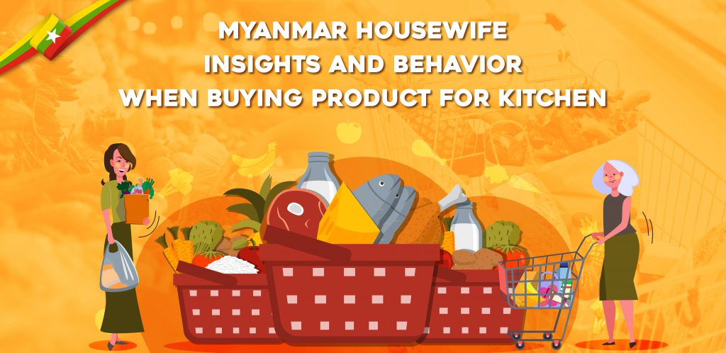 Myanmar housewives