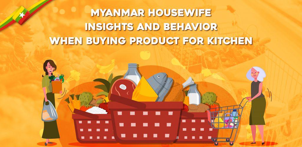 Myanmar housewives