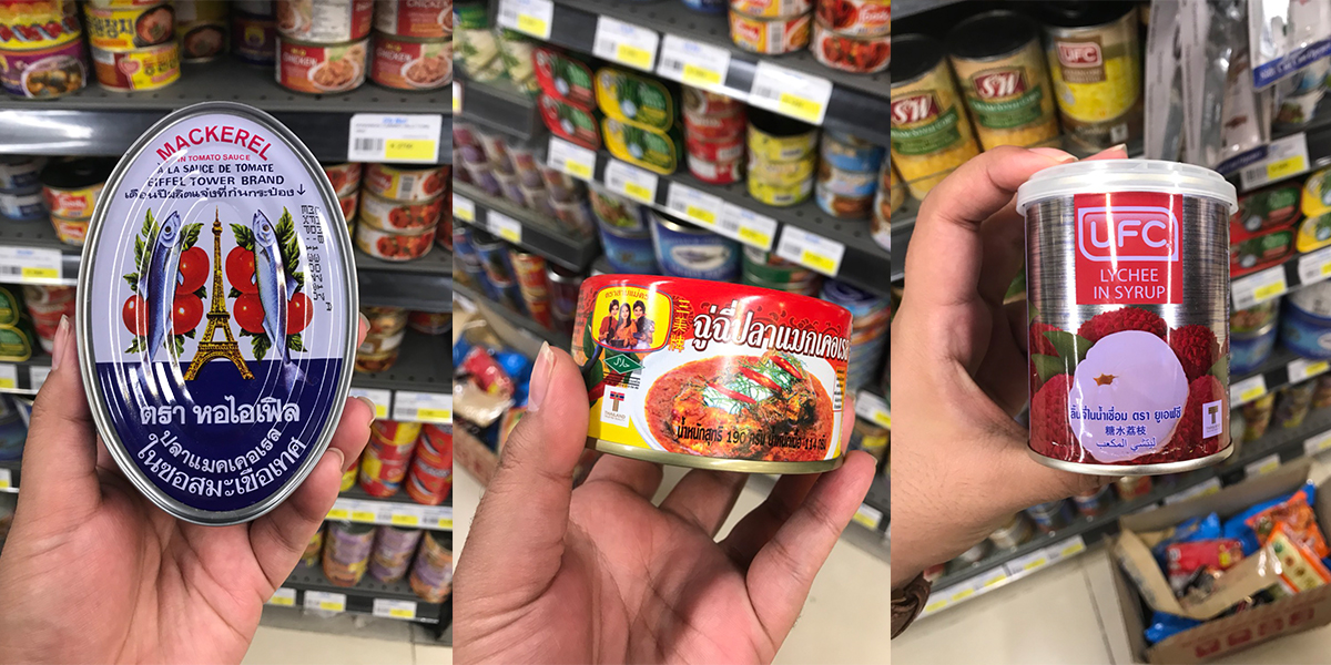 Thai brands in Myanmar