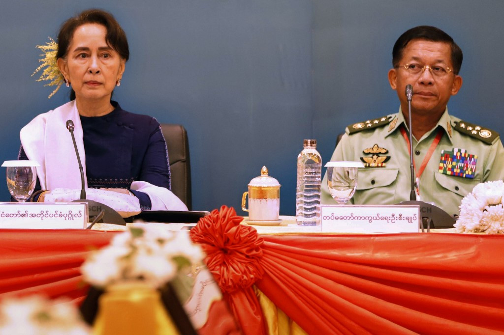 Military government in Myanmar